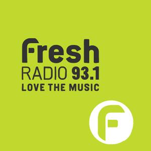 Radio CHAY Fresh Radio (Barrie) 93.1 FM Kanada, Ontario