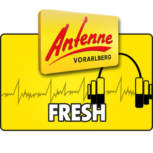 radio ANTENNE VORARLBERG Fresh Oostenrijk