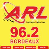radio ARL 96.2 FM Francia, Bordeaux