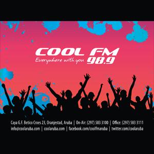 Радио Cool FM 98.9 FM Аруба, Ораньестад
