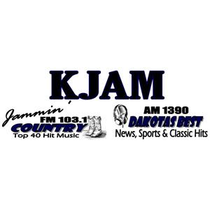 radio KJAM - Dakota´s Best (Madison) 1390 AM Stati Uniti d'America, Sud Dakota