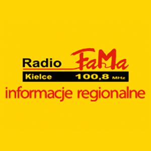 radio FaMa 100.8 FM Polonia, Kielce