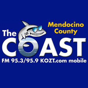 radio KOZT - The Coast (Fort Bragg) 95.3 FM Estados Unidos, California