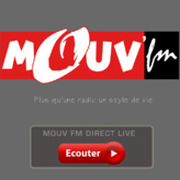 radio Mouv' FM Martinique 104.8 FM Martinica, Fort-de-France