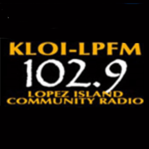 Radio KLOI-LP (Lopez) 102.9 FM United States of America, Washington state