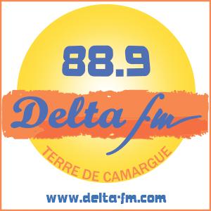 radio DELTA FM Terre de Camargue 88.9 FM Frankrijk
