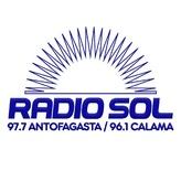 radio Sol radio 97.7 FM Chili, Antofagasta