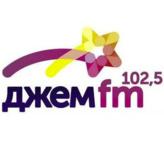 rádio Джем FM 102.5 FM Rússia,  Yekaterinburg
