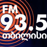 rádio Грузинское радио / Tbilisi FM / რადიო თბილისი 93.5 FM Georgia, Tbilisi