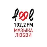 radio Feel 102.2 FM Ucrania, Odessa
