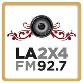 Радио La 2x4 92.7 FM Аргентина, Буэнос-Айрес