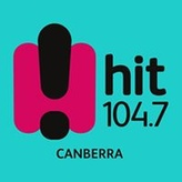 radio Hit 104.7 104.7 FM Australia, Canberra