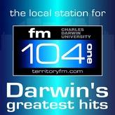 radio Territory FM 104.1 FM Australia, Darwin
