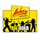 Радио Antenne Vorarlberg Die 90er (Schwarzach) Австрия