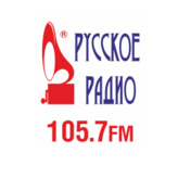 radio Русское Радио 105.7 FM Rusland, Yekaterinburg