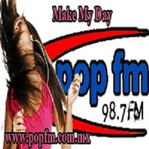 Radio Pop FM 98.7 FM Mexico, Mexico City