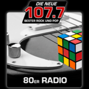 radio DIE NEUE 107.7 80er-RADIO l'Allemagne, Stuttgart