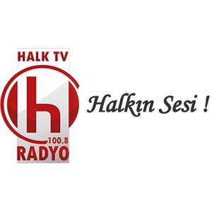 Radio Halk Haber Radio 100.8 FM Turkey, Istanbul