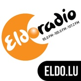 rádio EldoRadio 105 FM Luxemburgo, cidade do Luxemburgo