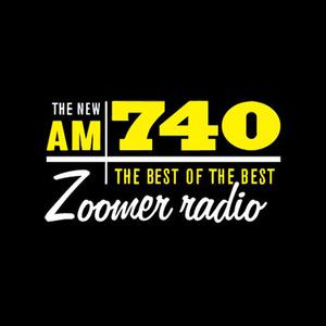 radio Zoomer Radio 740 AM Kanada, Toronto