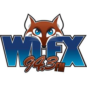Radio WIFX-FM - Foxy (Jenkins) 94.3 FM United States of America, Kentucky