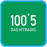 rádio 100'5 DAS HITRADIO 100.5 FM Bélgica, Eupen