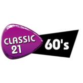 radio RTBF Classic 21 - 60's Bélgica, Bruselas