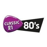 Radio RTBF Classic 21 - 80's Belgium, Brussels