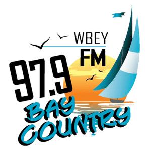 radio WBEY-FM - Bay Country (Crisfield) 97.9 FM Stati Uniti d'America, Maryland