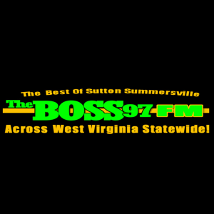 radio WDBS-FM - The Boss (Sutton) 97.1 FM Estados Unidos, Virginia del Oeste