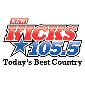 rádio WDBY - Kicks (Patterson) 105.5 FM Estados Unidos, New York