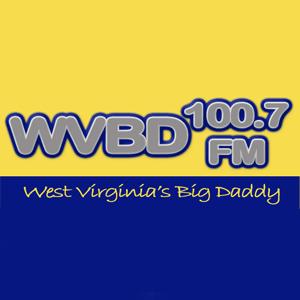 radio WVBD - WV´s Big Daddy (Fayetteville) 100.7 FM Estados Unidos, Virginia del Oeste