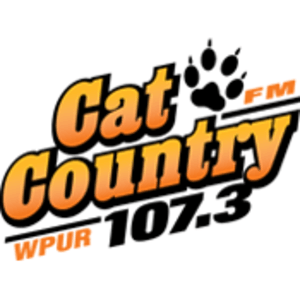 Радио WPUR - Cat Country 107.3 FM США, Атлантик-Сити
