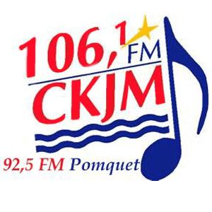radio CKJM 106.1 FM Canada, Chéticamp