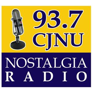 rádio CJNU Nostalgia Radio 93.7 FM Canadá, Winnipeg