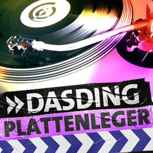 rádio DASDING PLATTENLEGER Alemanha, Baden-Baden