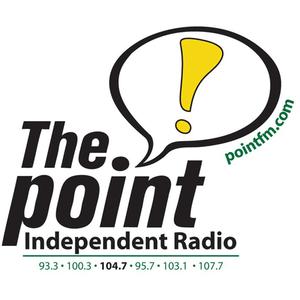 Радио WNCS - The Point (Montpelier) 104.7 FM США, Вермонт