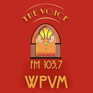 rádio WPVM - The Voice (Asheville) 103.7 FM Estados Unidos, North Carolina