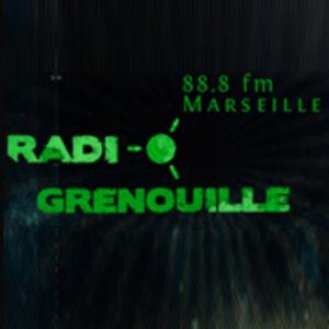 radio Grenouille 88.8 FM Francja, Marsylia