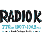 radio KUOM 770 AM United States, Minneapolis