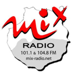 Радио Mix Radio 101.1 FM Испания, Гран-Канария