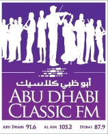 radio Abu Dhabi Classic FM 91.6 FM Emiratos Árabes Unidos, Abu Dhabi