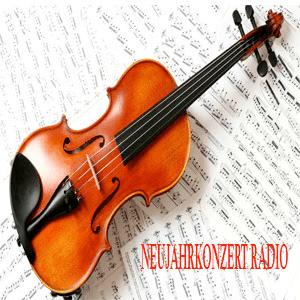 rádio Neujahrkonzert Radio Espanha
