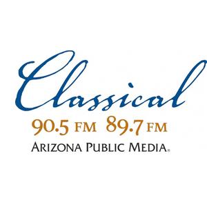 radio KUAT-FM 90.5 FM Stany Zjednoczone, Tucson