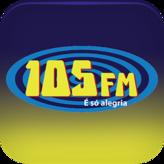 Radio 105 FM 105.1 FM Brazil, Sao Paulo
