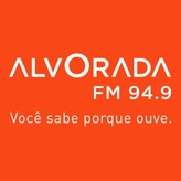 radio Alvorada FM 94.9 FM Brésil, Belo Horizonte