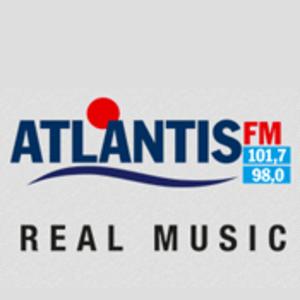 radio Atlantis FM 101.7 FM Hiszpania, Santa Cruz de Tenerife