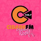 radio Cidade (Tubarão) 103.7 FM Brésil