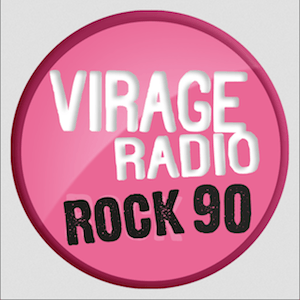 radyo Virage Rock 90 Fransa, Paris