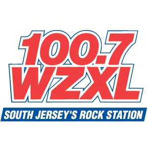 radio WZXL - South Jersey's Rock Station 100.7 FM Stati Uniti d'America, Atlantic City